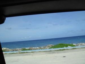 グアムの綺麗な海6