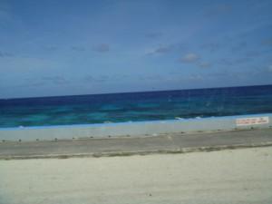 グアムの綺麗な海4