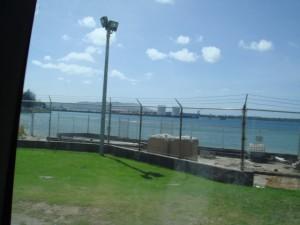 グアムの綺麗な海1