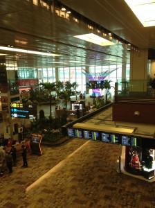 シンガポールチャンギ国際空港2