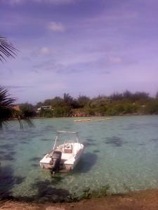 グアムの綺麗な海(アプラ湾近郊)2