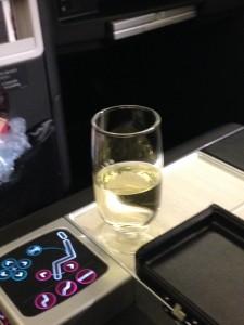 JALビジネスクラス ワインセレクション