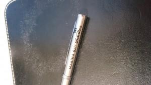 マリーナベイサンズボールペン3